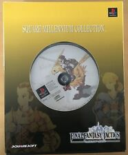 Square Millennium Collection Final Fantasy Tactics Sony Playstation Japan Import