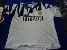 retro soccer old cotton Jersey Inter- Calcio Italy