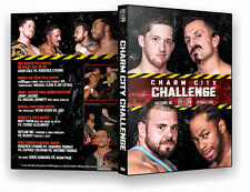 Official ROH Ring of Honor - Charm City Challenge 2013 Event DVD