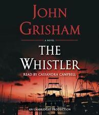 The Whistler by John Grisham (2016, CD, Unabridged)