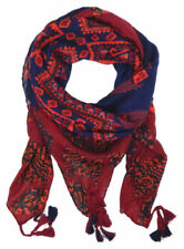 Bunte Damen-Schals & -Tücher im Dreieckstuch-Stil