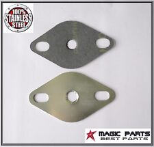 Alfa Romeo 147 156 159 1.9 8v 159 166 2.4 10v EGR BLANKING PLATE HOLE AND GASKET