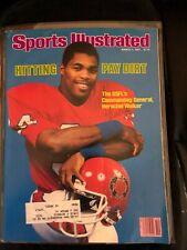 Herschel Walker Sports Illustrated 1983 1st Cover - USFL