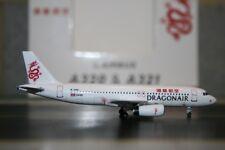 Aeroclassics 1:400 Dragonair Airbus A320-200 B-HSK (ACBHSK) Model Plane