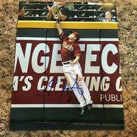 Gerardo Parra Signed 8x10 Photo Autograph Arizona Diamondbacks Nationals