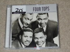 The Four Tops - The Best Of : 20th Century Millennium (CD) - FREE SHIPPING