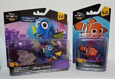 Disney Infinity 3.0 Finding Dory Playset and Nemo