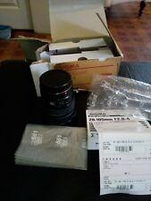 Sigma 28-105mm f/2.8-4 Aspherical AF Zoom Lens For Pentax Japan Black