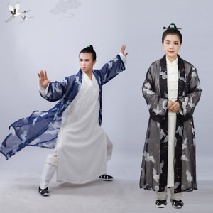 High-quality Wudang Taoist Robe, Folio Chiffon Robe and Cloak Taoist