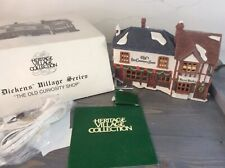Dept 56 Dickens Village Series - The Old Curiosity Shop 59056 Retired