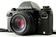 【EXC+5】 PENTAX LX Late Model 35mm Film Camera PENTAX-M 50mm f1.7 Lens From JAPAN