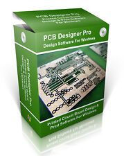 PCB CAD Electronic Circuit Board Diagram, Design Software Proto Typing Software