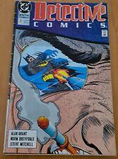 Detective Comics batman issue 611 DC comics 1990