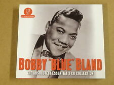 3-CD / BOBBY BLUE BLAND - THE ABSOLUTELY ESSENTIAL