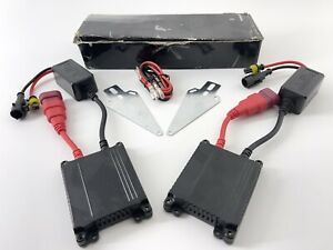 OMNI - HID ULTRA SLIM DC BALLAST, UNIVERSAL SET FOR HEADLIGHT, 12V, 35W, TL350DC