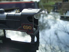 Hornby/Triang Fowler 2P 4-4-0 Locomotive Nickel Silver Replacement Cab Handrail
