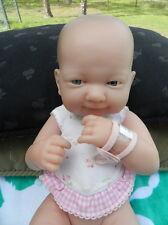 13 INCH BERENGUER NEW BORN BABY DOLL