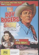 THE ROY ROGERS SHOW COLLECTION with DALE EVANS  - 5 DISC SET