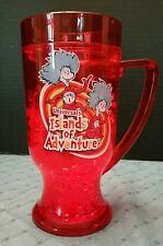 "Dr. Seuss ""Thing 1 & 2"" Universal's Islands of Adventure Red Souvenir Mug"