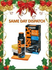 Quixx 3IN1  Paint Metal Headlights Restores Seals & Maintains - Polish XMAS