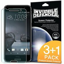 HTC One A9 Screen Protector - Ringke Invisible Defender HD Crystal Clear [4Pack]