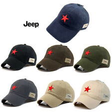 Jeep Men's Hat Baseball Cap Sport Golf Hat Ball Casual Sunproof Cap Outdoor New