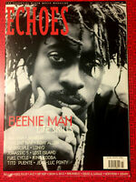 Echoes magazine - July 1-14 2000 - Beenie Man on the cover + Tito Puente etc.