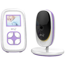 Brand new BT 2000 video baby monitor with 2 inch screen and night vision camera