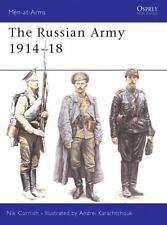 The Russian Army 1914 18 (Paperback or Softback)
