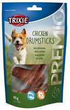 Pet Dog Puppy Treats Snack Food Chicken Drumsticks with vitamin C by TRIXIE