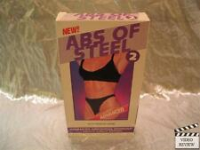 Abs of Steel - V. 2 Advanced (VHS, 1992)