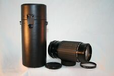 Olympus OM Mount Sigma 80-200mm 1:3.5~4  **Exceptionally Clean!**