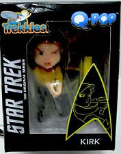 Star Trek Original Series Trekkies Kirk Figurine New Pew! Pew! Pew! Q-Pop 792B