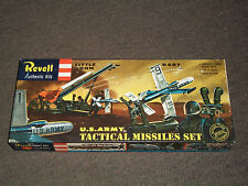 Revell 1/40 Scale U.S. Army Tactical Missiles Set
