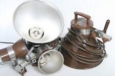Speedotron Studio photo Lighting Equipment flash kit - powerpack, 4 strobe heads