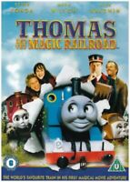 Thomas And The Magic Railroad [DVD][Region 2]