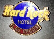 Hard Rock Cafe pin Las Vegas Hotel Large Purple logo