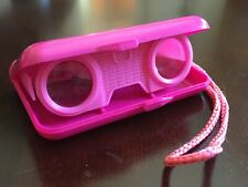 Barbie Binoculars Toy with Strap 1990's