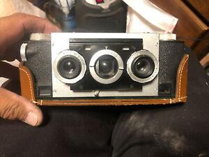 Vintage David White Stereo Realist Camera 1041