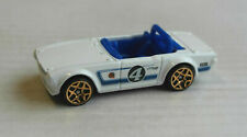 Hot Wheels Triumph TR6 weiß Multipack Exclusive Roadster Oldtimer HW Auto white