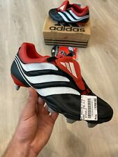 BNIB 2000 ADIDAS PREDATOR PRECISION FOOTBALL BOOTS UK SIZE 6.5 SOFT GROUND RARE