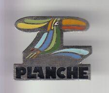 RARE PINS PIN'S .. ANIMAL OISEAU BIRD TOUCAN TUCAN WINDSURF SURF PLANCHE ~DD
