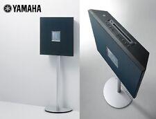 Yamaha Restio ISX-803D CD Bluetooth DAB + Retro HIFI USB iPod iPhone System Blau