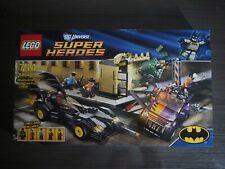 LEGO DC BATMAN BATMOBILE & THE TWO FACE CHASE 6864 BOXED SET SEALED