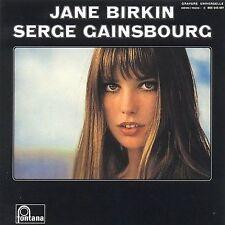 Jane Birkin & Serge Gainsbourg CD Je T'Aime...Moi Non Plus Mercury France