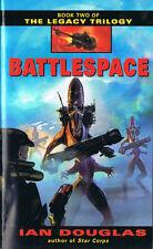 Battlespace by Ian Douglas (2006, Paperback, 1st Printing, Eos)