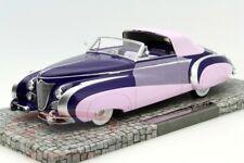 NIB  1/43 scale Model MINICHAMPS 1948 Cadillac Series 62 Saoutchik Cabriolet  LE