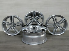 Für Audi S4 A4  B8 8K 8K2 8K5 19 Zoll Alufelgen MAM A1 SL ET42 Eintragungsfrei