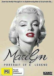 Marilyn - Portrait Of A Legend DVD  - Free Post