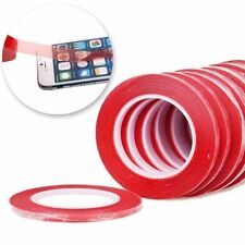 3M 1mm Width Double Sided Red Tape Super Bond for Phone & Tablet Screen Repair